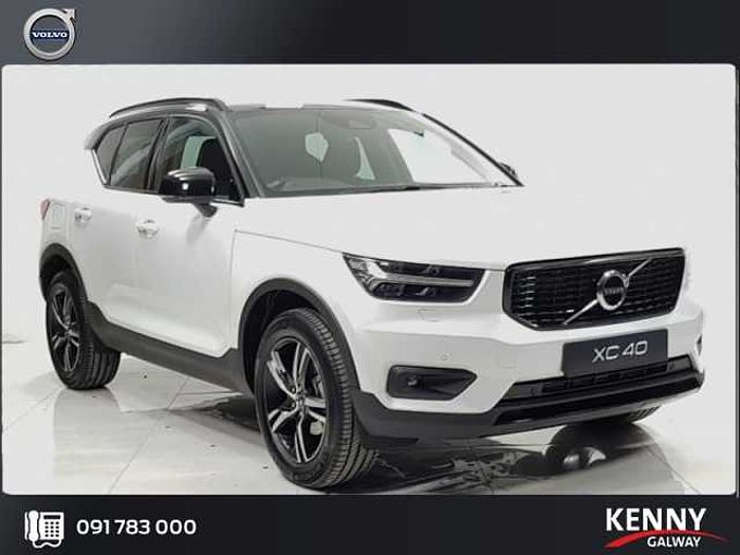 Volvo XC40 D4 AWD R-Design Automatic