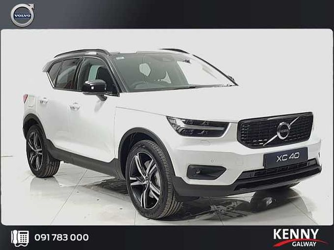 Volvo XC40 Recharge T5 Plug-in hybrid R-Design Automatic