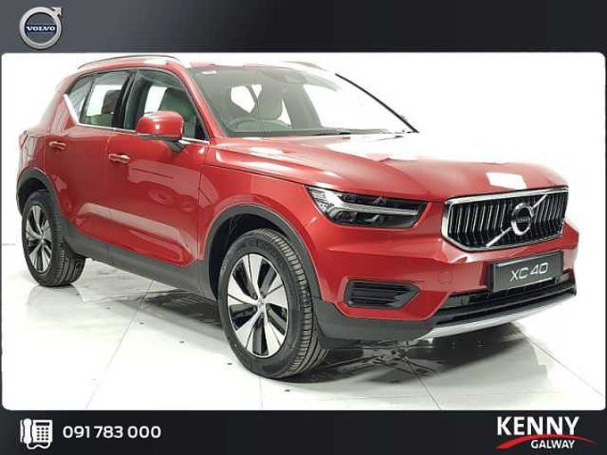 Volvo XC40 Recharge T4 Plug-in hybrid Inscription Expression FWD